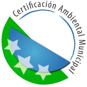 Logo de Certificación Ambiental Municipal para web Dancaru.com