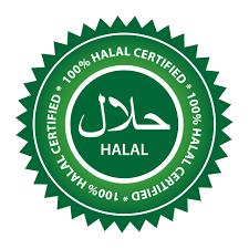 Sello producto Halal