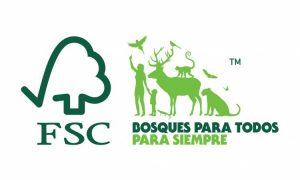 Certificado Gestión forestal responsable